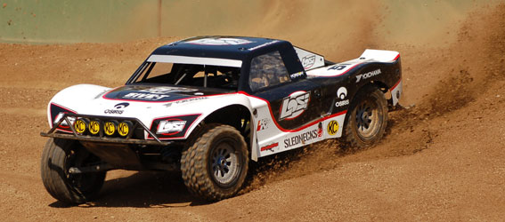 Review: Losi 5IVE-T 1/5 Scale