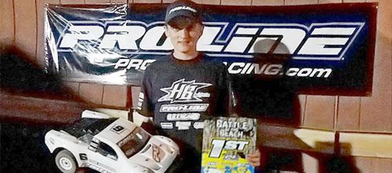 Ty Tessman Wins Pro4 - 2011 Battle At The Beach