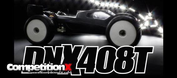 Team Durango DNX408T Truggy