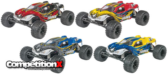 Duratrax Evader™ Brushless 2.4GHz RTR