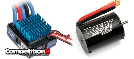 Team Associated XP ESC/Reedy Motor Combos