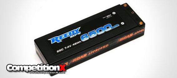 Reedy 6500mAh 65C 7.4V LiPo