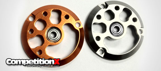 Trinity Lightweight Motor End Plates