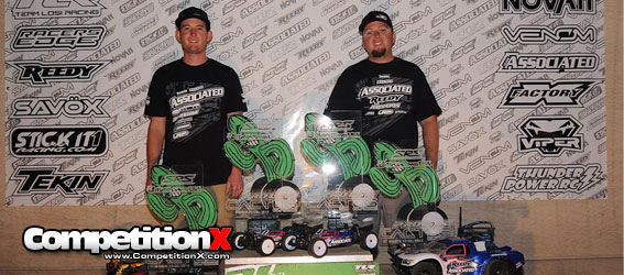 AE Reels in Seven Titles at the 26th Annual Proline Cactus Classic