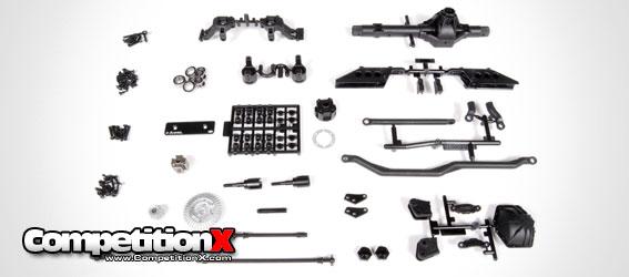 Axial AR60 OCP Front Axle Set
