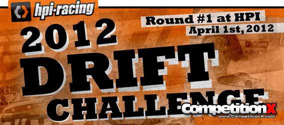 HPI 2012 Drift Challenge