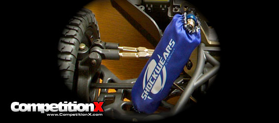 Outerwears Losi 5IVE-T Shock Covers
