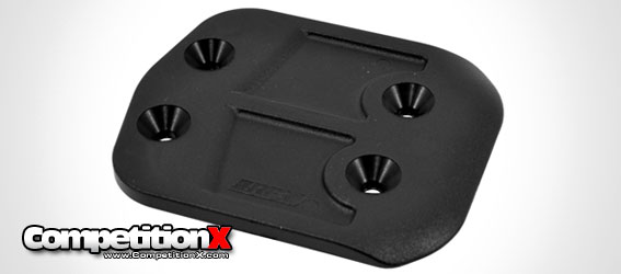 RPM Rear Skid Plate for the Losi Ten SCTE, Ten-T and 810