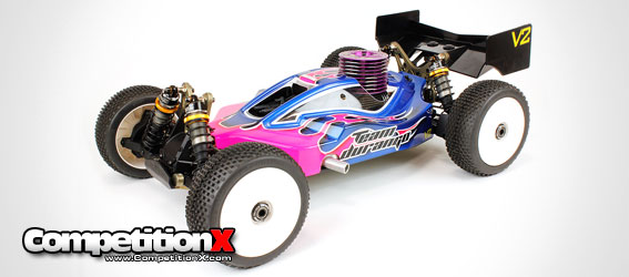 Team Durango DNX408V2 Nitro Buggy