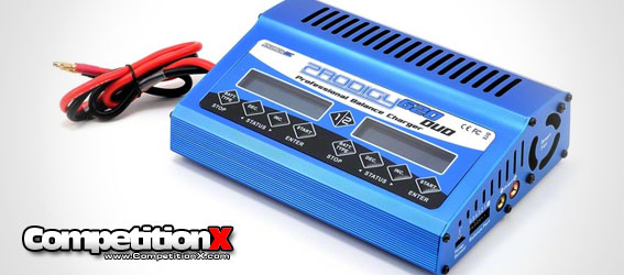ProTek RC Prodigy 620 DUO DC Dual-Battery Charger