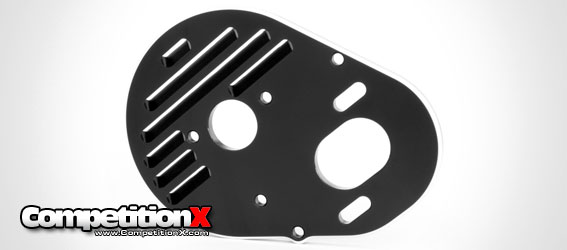 AVID RC Vented Motor Plate for Team Associated B4.1 and TLR 22