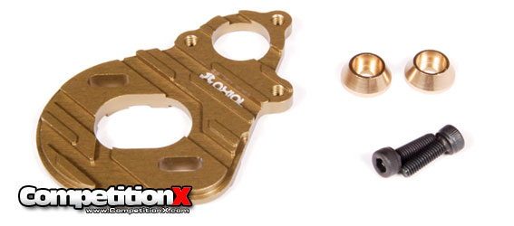Axial EXO Terra Machined Motor Plate (Hard Anodized)