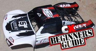 How To: Install an Upgrade RC Vehicle Wrap on your Losi 5IVE-T