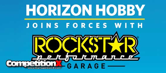 Horizon Hobby Joins Forces With RockStar Performance Garage