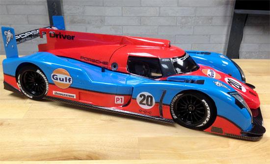 Speed Passion LM-1 LeMans Build