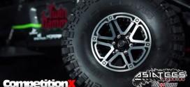 Boom Racing High-Mass Beadlock Wheels