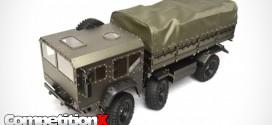 Boom Racing T815 6x6 Full Metal Military Truck