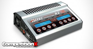 Hitec X2 700 AC/DC Dual-Port Multicharger