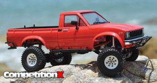 RC4WD Trail Finder 2 RTR Trail Truck with Mojave II Body