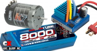Eat. Sleep. RC. January 2016 Tamiya Giveaway Car Update - LRP Power System