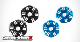 Schelle Racing Asterisk Wing Buttons