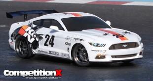 Vaterra RC 2015 K&N Ford Mustang GT Drift Car