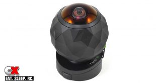 360fly Panoramic 360-Degree HD Video Camera