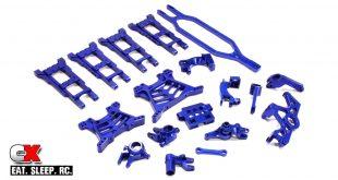 Integy Billet Aluminum T3 Conversion Kit for the Traxxas Slash 4x4