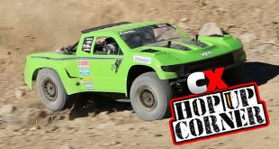 Hop Up Corner: Axial Yeti SCORE Trophy Truck