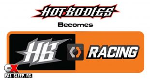 Hot Bodies Becomes HB Racing