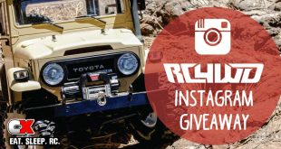 RC4WD Instagram Giveaway