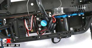 Tamiya TA07 Pro Build Part 9 - Electronics