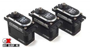 ProTek RC Black Label Brushless Servos
