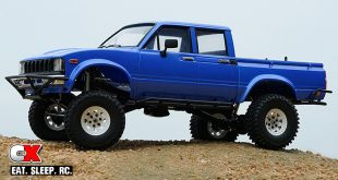 RC4WD Trail Finder 2 LWB with Mojave II Four Door Body Set
