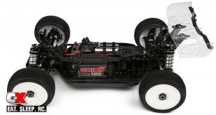 HB Racing E817 1:8 Scale Offroad E-Buggy
