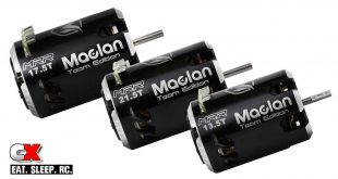 Maclan Racing MRR Team Edition Competition Brushless Motors