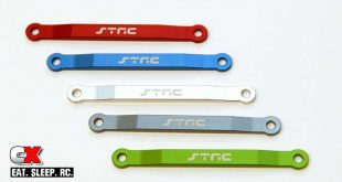STRC Aluminum Option Parts for the Traxxas BIGFOOT, Stampede, Rustler/Bandit and Slash 2WD