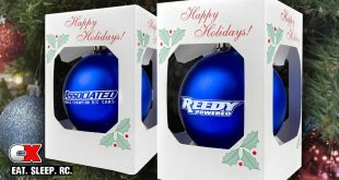 Team Associated 2016 Christmas Tree Ornament