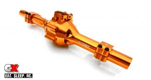 Integy Billet Machined Upgrade Parts - Three New Great Pieces