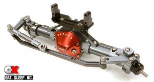 Integy Late December Scale Parts - Billet T10 Axles, Super Duty Shocks and R1 Trailer Tow Hitch