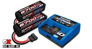 Traxxas Battery / Charger Completer Packs