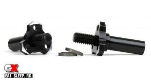 AVID RC Triad Aluminum Steering Axles for the Team Associated B6 Series
