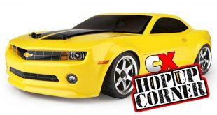 Hop Up Corner: HPI Sprint 2 Flux