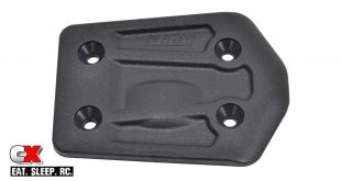 RPM Rear Skid Plate for ARRMA and Team Durango