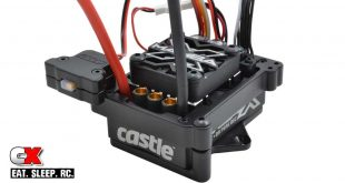 RPM ESC Cage for the Castle Creations Mamba X