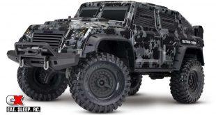 Traxxas TRX-4 Tactical Unit