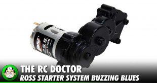 Buzzing Losi ROSS Starter System