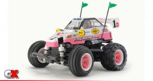 Tamiya Comical Frog - WR-02CB Chassis | CompetitionX