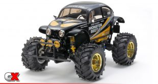 Tamiya Monster Beetle 2015 Black Edition | CompetitionX