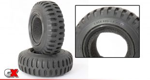 Pit Bull 1.9 Scale RC Temco NDT Military Tire | CompetitionX